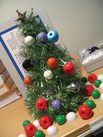 organic-chemistry-christmas-tree