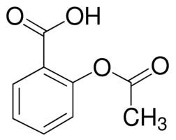 Ακετυλοσαλικυλικό οξύ, ή αλλιώς η γνωστή μας ασπιρίνη