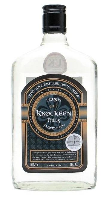 Ιρλανδικό ποτό με 90% vol, δηλαδή 90% σκέτο οινόπνευμα (η ίδια η εταιρεία απαγορεύει κατανάλωση πάνω των 25 ml σε μία ημέρα) 29 κατασκευαστές φερέτρων το συστήνουν